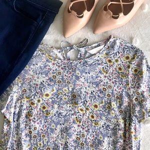Lauren Conrad blouse.